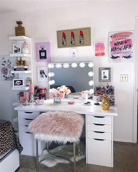 Gorgeous Vanity  Makeup Organization Storage Vanities