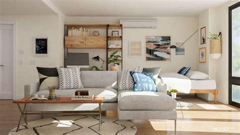 studio apartment ideas archives modsy blog