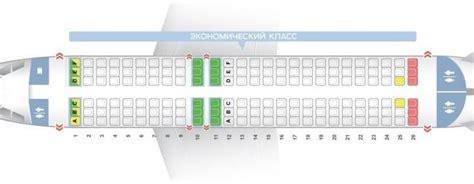 plan siege avion easyjet а319 аэробус модификации технические характеристики