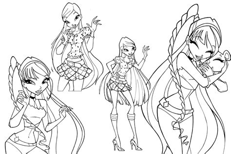 1000+ Images About Winx Club On Pinterest