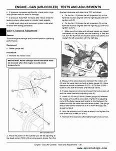 John Deere X485 Owners Manual