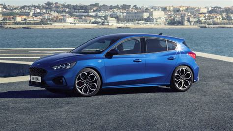 2020 Ford St Rs by 2020 Ford Focus St