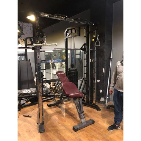 functional trainer  smith machine gym machine manufacturer wwwgammagymcom