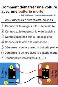 Comment Demarrer Un Tracteur Tondeuse Sans Batterie : demarrer voiture batterie a plat sans cable ~ Gottalentnigeria.com Avis de Voitures