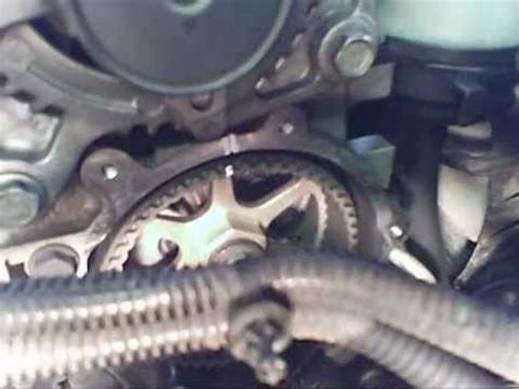 timing belt replacement chrysler pacifica 2005 water replacement remove replace install