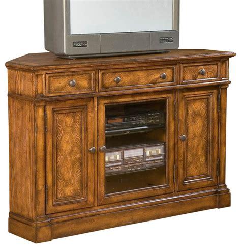 ash kitchen cabinets ash burl corner entertainment console traditional 1363