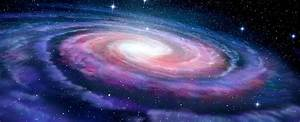 There could be a disc of dark matter cutting through our ...