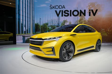 ŠKODA's new electric car name is derived from the Irish ...