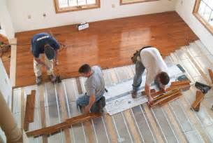 underfloor heating hydronic radiant floor heating climatemaster