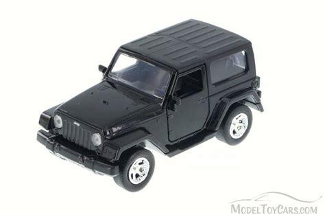 toy jeep car 2014 jeep wrangler truck black jada 97053 1 32 scale