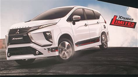 Review Mitsubishi Xpander Limited by Mitsubishi Xpander Limited Edition 2019 Nc1w In Depth