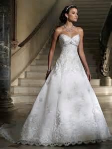 aline wedding dress sweetheart a line wedding gown with chapel ipunya