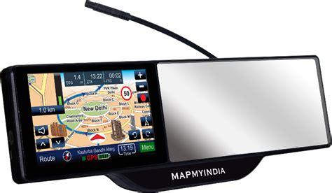 mapmyindia launches smart mirror  rear view mirror
