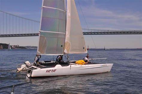 Xs Catamaran by 1985 23 Stiletto Multihulls Xs Sailing