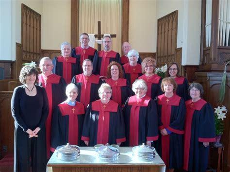 Anthems First Congregational Ucc