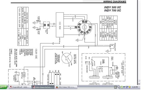 2002 Polari Sportsman 500 Wiring Diagram by 2001 Polaris Sportsman 500 Wiring Diagram Pdf Wiring