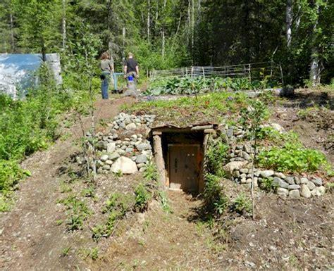 creative root cellars       build