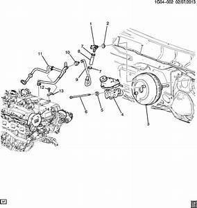 2013 Chevrolet Malibu Pump  Engine Vacuum Pump  Pump  Vac