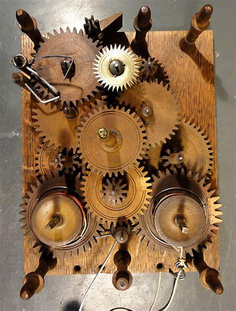 wooden clock movement plans   build  amazing diy