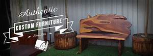 Custom Made Furniture Specialist - Time 4 Timber