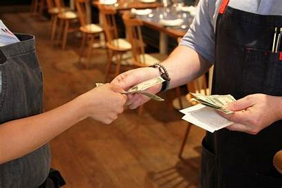 Tipping Tip Money Sharing Tips Servers Laws