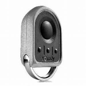 Telecommande Somfy Io : somfy horloge radio pour volet roulant chronis easy rts ~ Voncanada.com Idées de Décoration