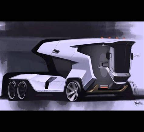 Future Truck Concepts by Future Semi Truck Concepts Br 101 Caminhoes