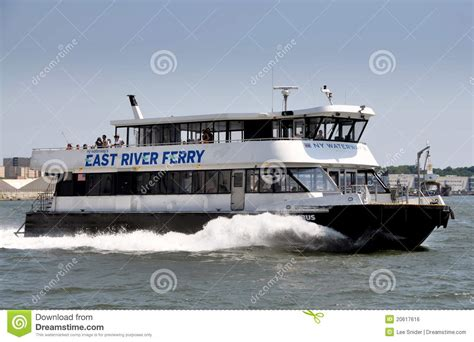 Ferry Boat Nj To Nyc by Nyc Ny Waterway Ferry Boat Editorial Photo Image 20617616