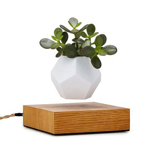 levitating planter gifts uncommongoods gift plant geek items housewarming gardener