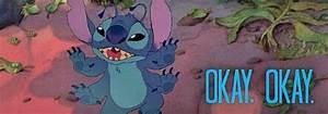 """Okay. Okay. I know I'm cute and fluffy."" | Stitch | Pinterest"