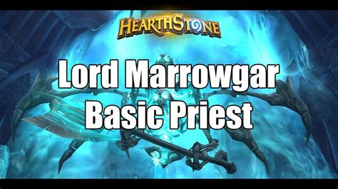Priest Deck Hearthstone Lich King by 100 Hearthstone Priest Basic Deck Build Heroic