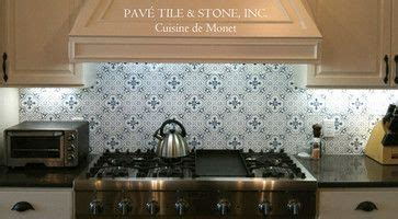 monet kitchen tiles 46 best images about blue white tiled kitchen on 4269