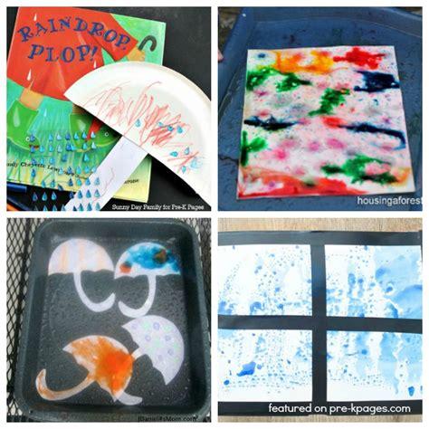 activities for preschoolers pre k pages 206 | Rain Theme Activities for Preschool