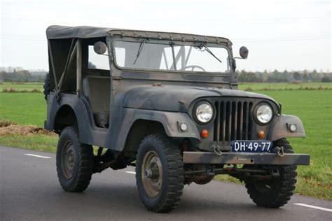 jeep kaiser cj5 kaiser army jeep cj5 1962 catawiki