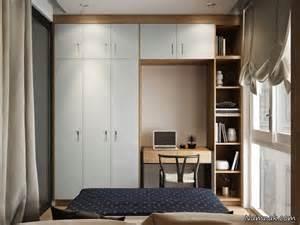 دکوراسیون اتاق خواب کوچک با فضاسازی بزرگ تصاویر