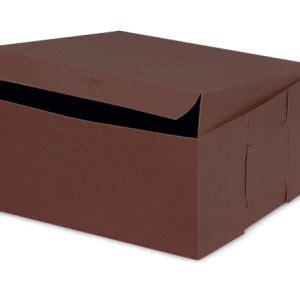 square truffle folding box kraft pc truffle box