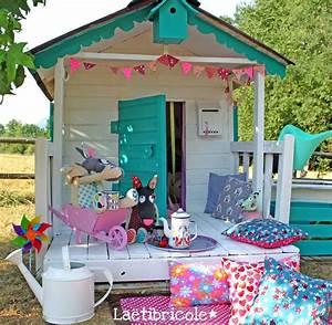 Cabane Exterieur Enfant : cabane et compagnie laetibricole laetibricole ~ Melissatoandfro.com Idées de Décoration