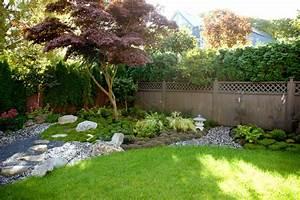 asian landscape With idee de massif de jardin 2 creation massif en couvre sol le jardin du zen home
