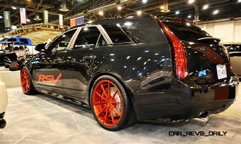 houston auto show tuners rsv forged wheels hoosier drag