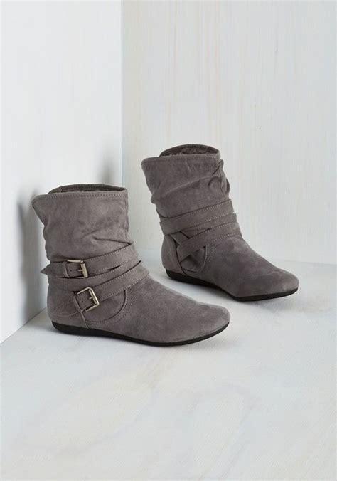 Flat Bootie by Best 25 Flat Ankle Boots Ideas On Pinterest Flat
