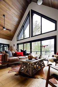 Before and After: A Designer Cottage in Haliburton County