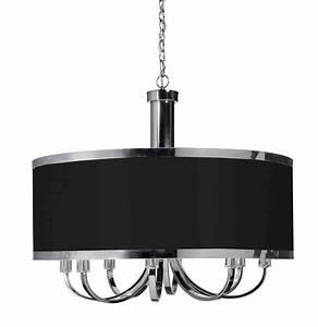 Black chandelier lamp shades decor ideasdecor ideas