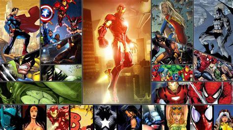 Comics Superheroes Wallpaper