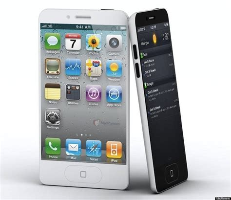 how big is iphone 5s iphone 5 release set for summer 2012 steve last big