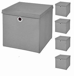 Stoffbox Mit Deckel : faltbox mit deckel ~ Frokenaadalensverden.com Haus und Dekorationen