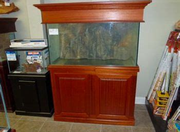 solid wood aquarium stand woodworking projects plans