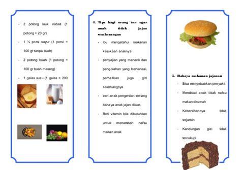 Tips Agar Kandungan Sehat Leaflet Nutrisi Anak Sekolah2