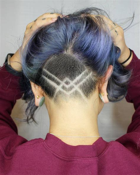 stylish girls undercuts stylish undercuts for girls in