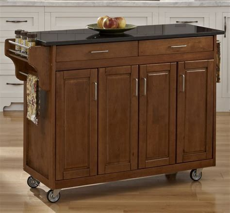 Mobile Islands For Small Kitchens