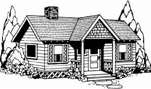 Church Building Clip Art Black And White Building  image bunglow-png  Construction House Clip Art Black And White